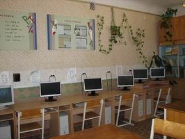 Кабінети інформатики