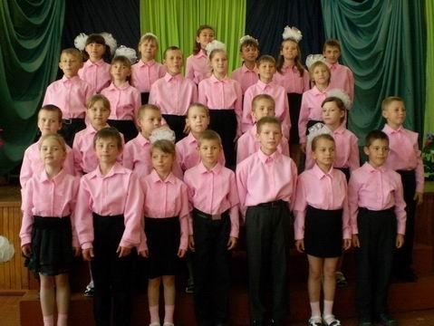 Музичний гурток (шкільний хор ''Соловейко'')